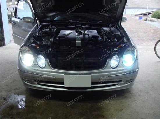 Mercedes - Benz - HID - headlight - 03